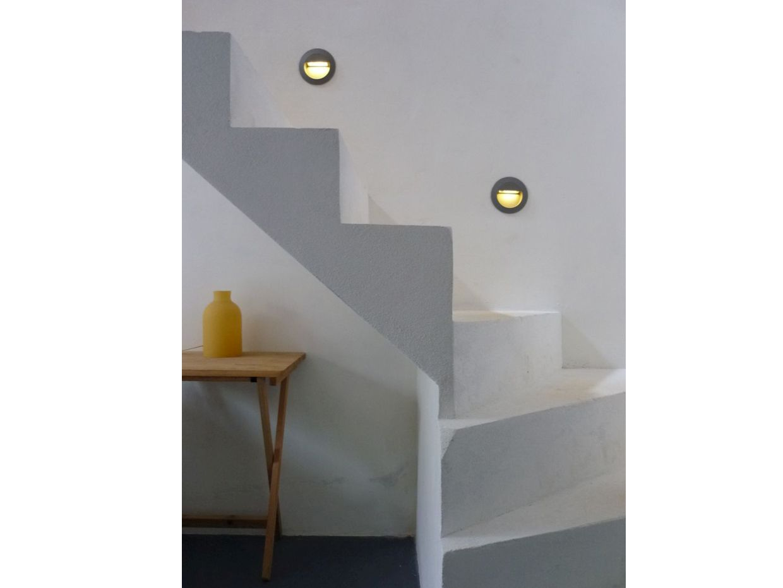 Idyllisch vertoeven in zonnig italie landgoed casa rovear - Binnen trap ...